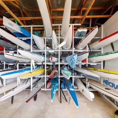 OC1 Canoe Storage